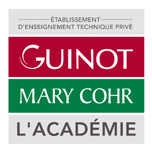 Guinot Mary cohr école groupe Marie Claire Academy